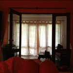 my room from the bed)))
