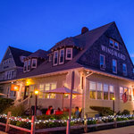 Windward at the Beach boutique hotel on the Jersey Shore