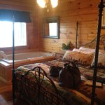 Φωτογραφία: Timber Tops Luxury Cabin Rentals