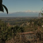 View on Monte Viso