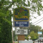 Photo de BEST WESTERN Maritime Inn