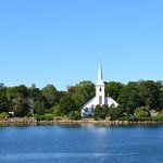 The Three Churches Mahone Bay