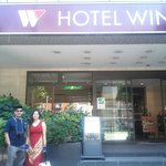 Φωτογραφία: Hotel Wing International Ikebukuro
