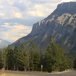 Tunnel Mountain Village II Campground Foto