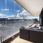 Sibelius Suite 40 sqm balcony