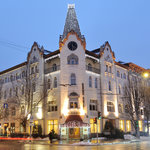 Grand Hotel Ukraine Dnipropetrovsk