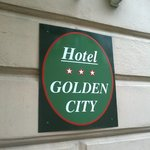 Hotel Golden City - Garni resmi
