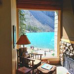 Foto de Moraine Lake Lodge