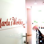 Come and discover Marta's Workshop