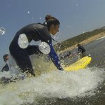 Surf Lesson with Diogo (Manager)