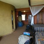 Double Room- Serengeti Sopa Lodge