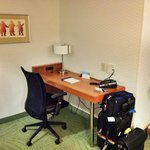 SpringHill Suites Anchorage Midtown resmi