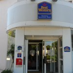 Photo de BEST WESTERN Bonneveine Prado