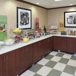 Our free hot breakfast is sure to wake you up each morning during your stay!