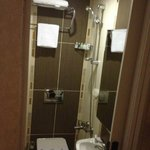 Blue Regency - Super budget room en-suite with shower over toilet