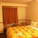 Toyoko Inn Daimon Hakodate Double Room