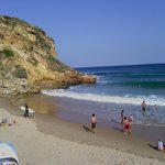 Photo de Praia do Burgau