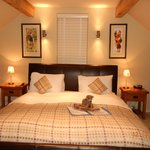Foto de Hopton House Bed and Breakfast