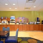 Foto di Holiday Inn Express Boston South - Brockton