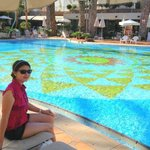 The best pool in eilat