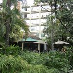 hotel from back