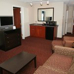 صورة فوتوغرافية لـ ‪Holiday Inn Express Fort Wayne-East (New Haven)‬
