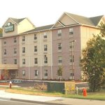 Savannah Suites Newport News resmi