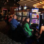 Test your luck on over 200 slot machines, including all the latest