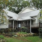 Foto de Cozad-Cover House Bed and Breakfast