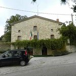 Our FIAT at the La Ginestra