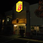 Super 8 Motel Stafford Foto