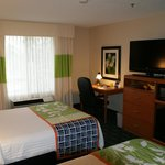 ภาพถ่ายของ Fairfield Inn & Suites Salt Lake City Airport