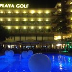 Photo de Playa Golf