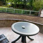 Our '4 Star' garden seating area...