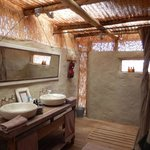 Lodge Bathroom, Damaraland Camp, Huab River Valley