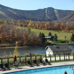View from Killington Grand Resort