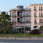 Photo de Hotel Aegli