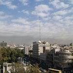 North Tehran view from room