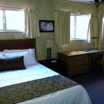 Large, renovated rooms!