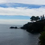 on the walk to levanto