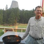 Foto di Devils Tower Lodge