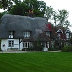 Beautiful old thatch cottage