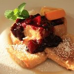 five star breakfast - French toast