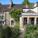 Bilde fra The Manor House Monkton Combe Bath
