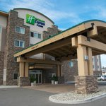 Foto de Holiday Inn Express Hotel & Suites Fairbanks
