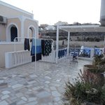 Hotel Thira and Apartments Foto