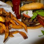 The best of burgers and fries