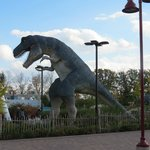 Dinosaur Mini Golf