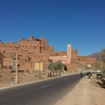 View of Kasbah