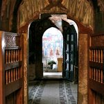The Painted Monasteries of Bucovina Foto